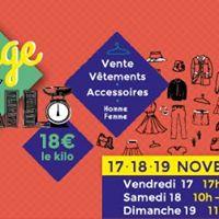 Vintage au kilo, Nantes